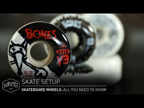 SKATEBOARD WHEELS: All You Need To Know – Skate Setup | Titus