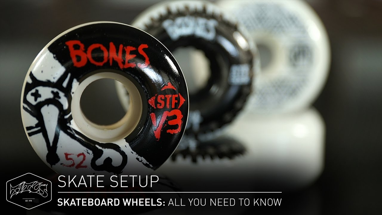 How to choose good skateboard wheels — photo 1