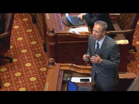 Illinois State Sen. Dale Righter on Senate Bill 1, the education funding bill