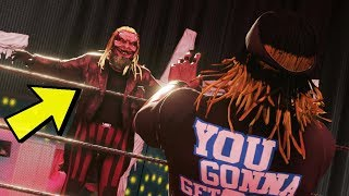 24/7 Champion R-Truth accidentally goes to the Firefly Fun House (WWE 2K19)