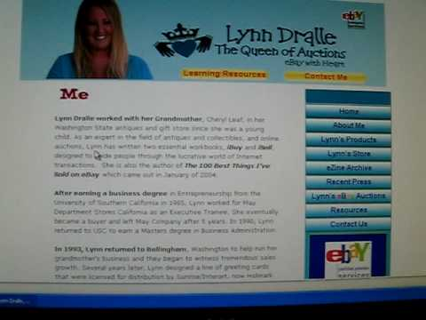 Queen of Auctions Website