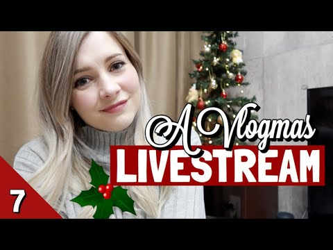 Opening The Best Christmas Present Ever Vlogmas Day 7