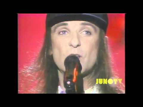 Kim Mitchell - Patio Lanterns Live at The 1986 JUNO Awards