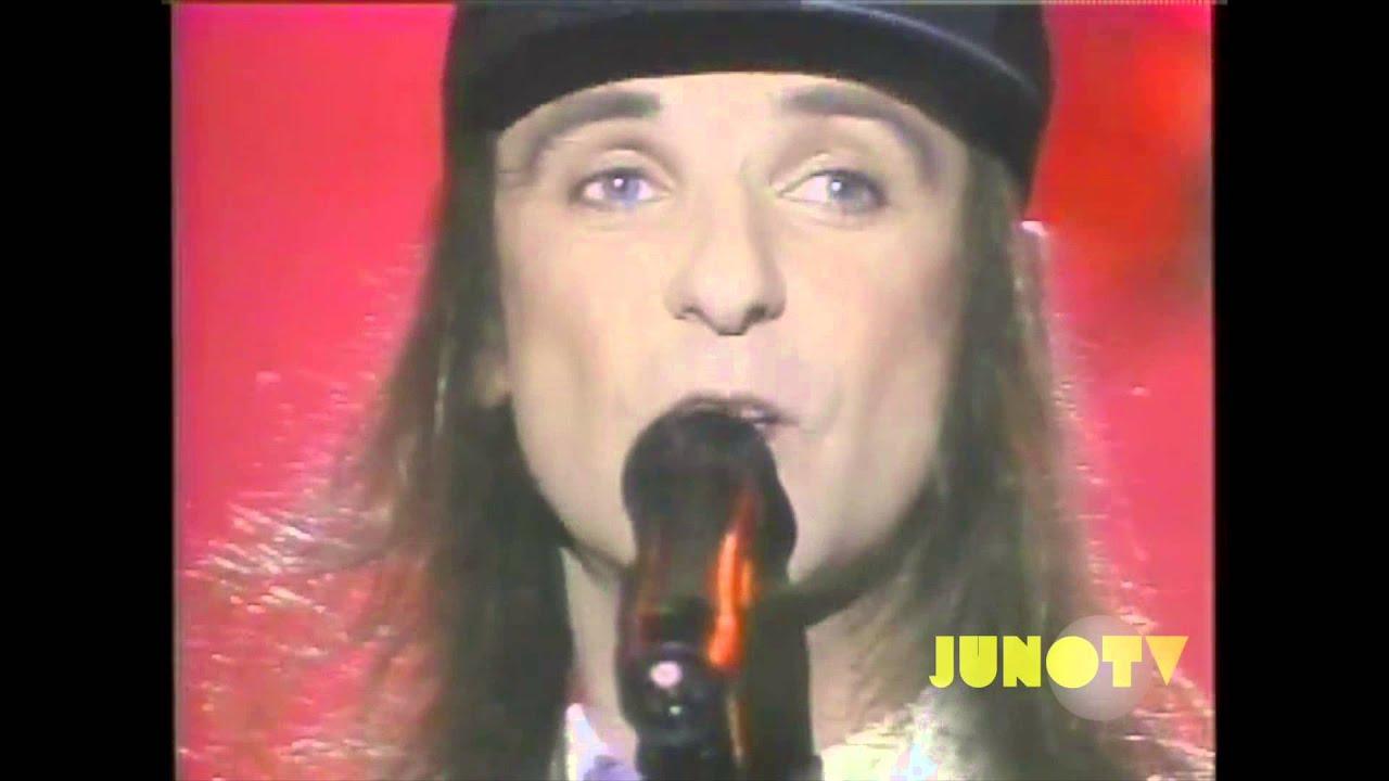 Marvelous Kim Mitchell   Patio Lanterns Live At The 1986 JUNO Awards