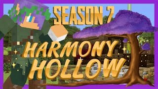 harmony hollow season 2   ep 2 finishing touches on our home