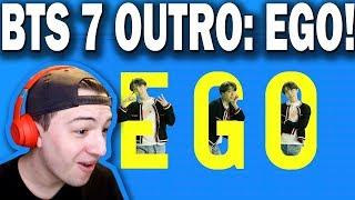 Gambar cover BTS (방탄소년단) MAP OF THE SOUL : 7 'Outro : Ego' Comeback Trailer REACTION!