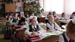 Урок русского языка в 1