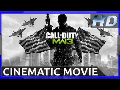 Call Of Duty: Modern Warfare 3 - Cinematic Movie HD
