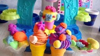 """Набор пластилина плеи до Sweet Shoppe """"Фабрика Мороженого"""" Play doh Sweet Shoppe Ice Cream"""