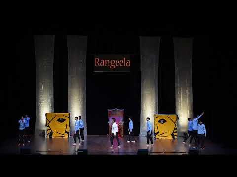 Spartan Badmaash - Satrang - Rangeela 2018