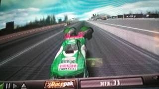 NHRA Countdown to the Championship Drag Racing Game
