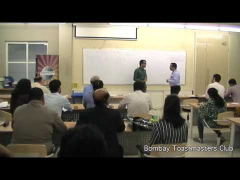 Meeting 208 - Bombay Toastmasters - 24 SEP 2016