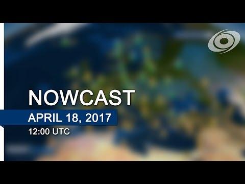 Worldwide Nowcast • 2017/04/18 at 12:00 UTC
