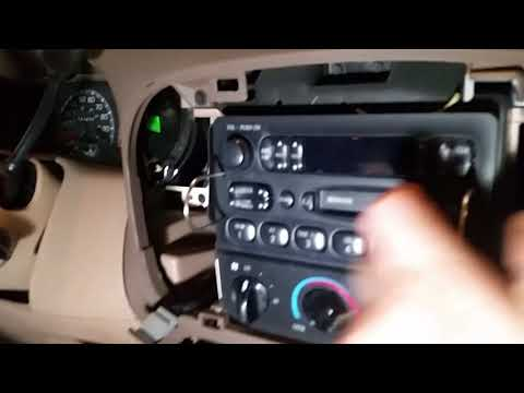 1997 - 2003 Ford F-150, 1997 - 2002 Expedition, & Navigator Radio Installation