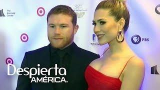 Saúl 'Canelo' Álvarez y más latinos en la gala de la Hispanic Heritage Foundation