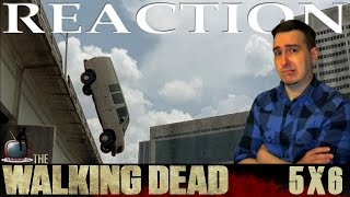 The Walking Dead S05E06 'Consumed' Reaction / Review