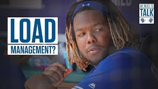 Did The Blue Jays Let Their Fans Down By Resting Vlad Guerrero Jr.?