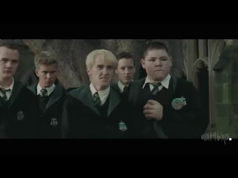 Draco Malfoy | Can you hold me ?