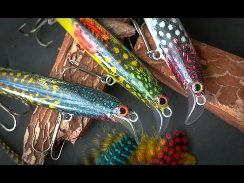The Ancient Art Of Using Feathers On A Fishing Lure