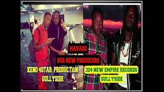 Mavado Bus Two New GullySide Producer / Keno 4Star Records , 324 Ne...