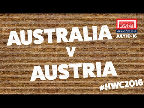 Australia v Austria | Men's Globe 7TH Place Play Off #HWC2016