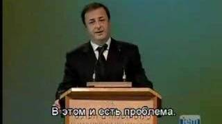 Lev Leviev Speaks on Giving! (Russian)