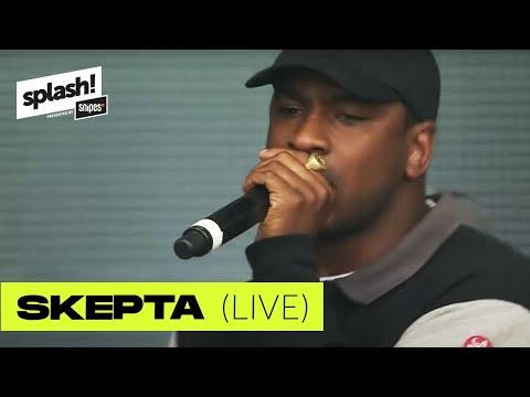 Skepta live @ splash! 18