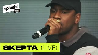 Skepta live @ splash! 18