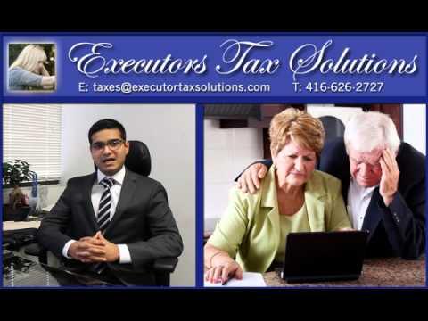 Executor tax solutions.com | Estate, Terminal and Final Returns (r)