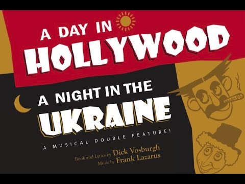 Trailer for FVGSS - A Day In Hollywood A Night In The Ukraine - Playing at the Cloverdale Cinema