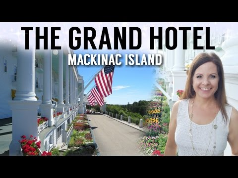 The Grand Hotel Tour - Mackinac Island