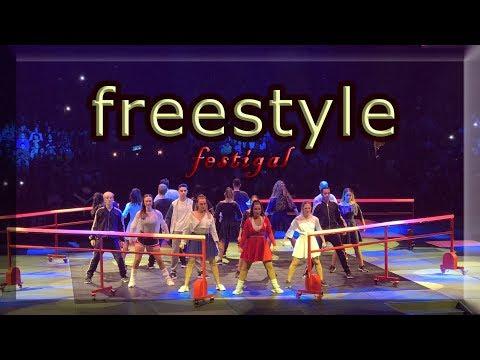 פסטיגל 2018 - Freestyle פסטיגל