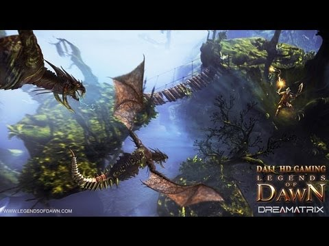 Legends of Dawn PC Gameplay HD 1080p