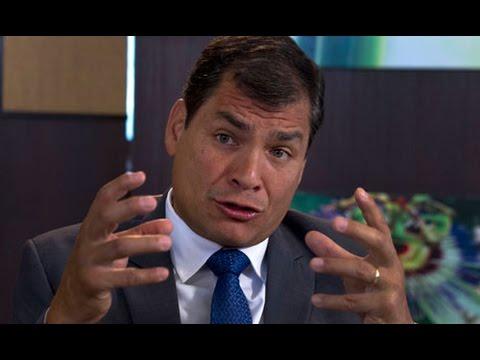 Ecuador President Correa Protests Heat Up - Zennie62