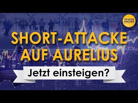 Short-Attacke auf Aurelius - Jetzt einsteigen?