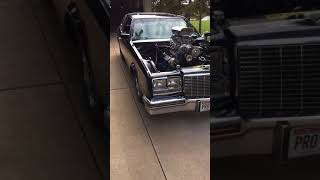 Blown Pro Street Buick Riviera