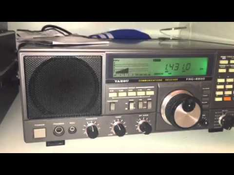 Medium wave DX: Radio Sawa Djibouti 1431 KHz, Horn of Africa