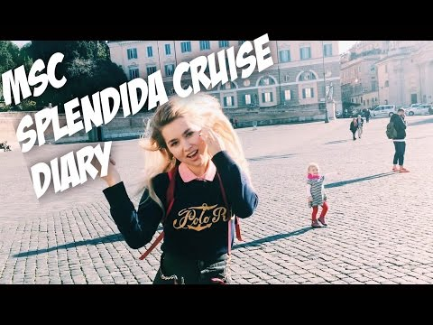 MSC SPLENDIDA CRUISE DIARIES CHRISTMAS TIME | Nicole Deli