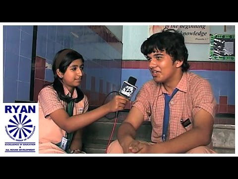 Ryan International School Young Achiever Avinash Mukherjee