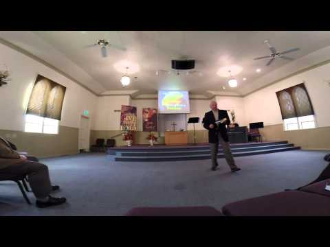 """Discovery Christian Church of Bend, Oregon - Sermon on """"Digging for God's treasures"""""""