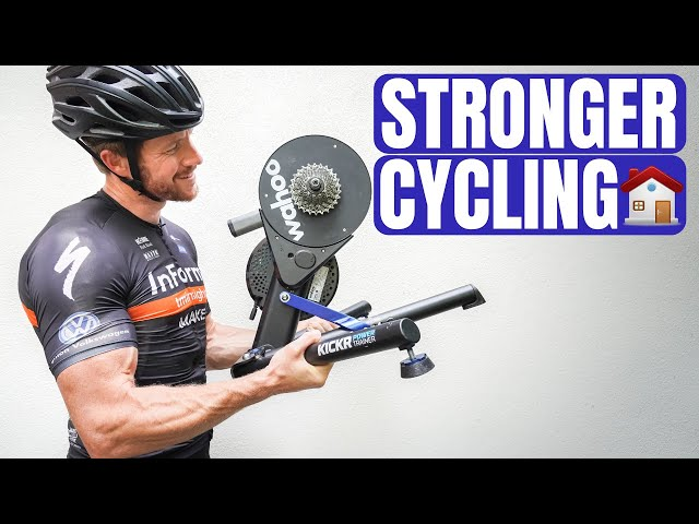 Get Stronger with Indoor Cycling, NOW (a physical & mental approach)
