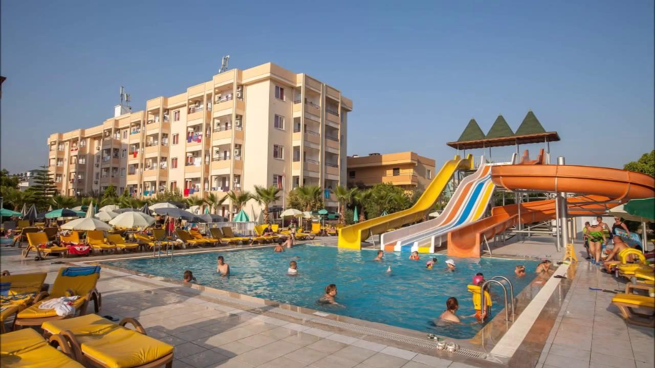 Eftalia Aqua Resort Hotel Alanya