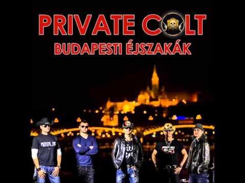 Private Colt - Budapesti éjszakák