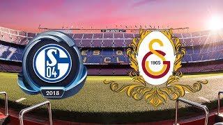 Galatasaray-Schalke 04 MAÇI CANLI İZLE