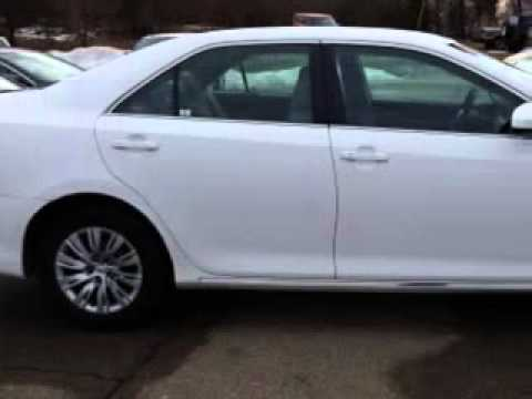 2013 Toyota Camry Mike Castrucci Chevrolet Milford Milford