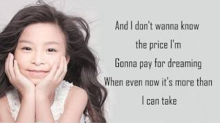 Celine Tam / America's Got Talent Golden Buzzers - How Am I Supposed To Live Without You (Lyrics)