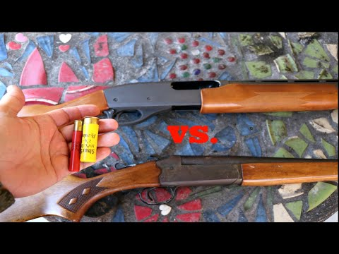 The TRUTH About 20 Gauge VS. .410 Shotguns For Squirrel Hunting!