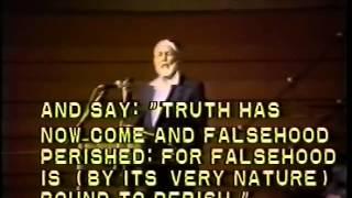 Was Jesus Christ Really Crucified Debate (Ahmed Deedat VS Floyd Clark)
