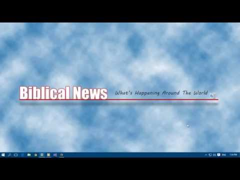 Bible Prophecy - Russia, Syria, Iran And Israel All In One Place Together