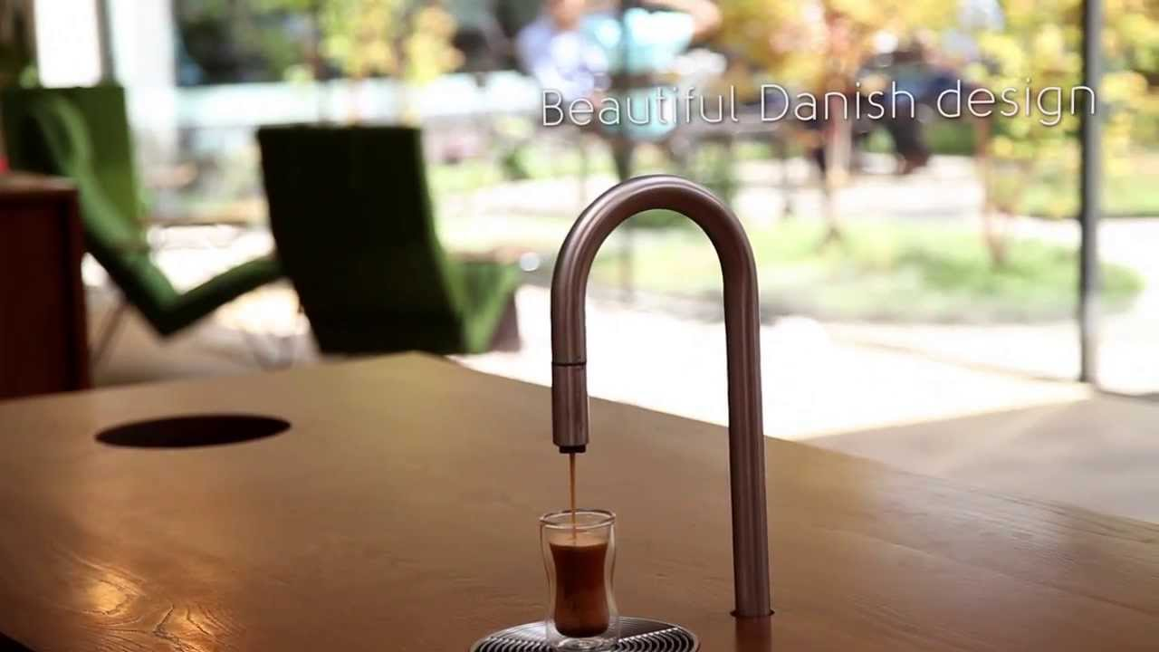 TopBrewer Smartphone Coffee Experience   A Tap And An App